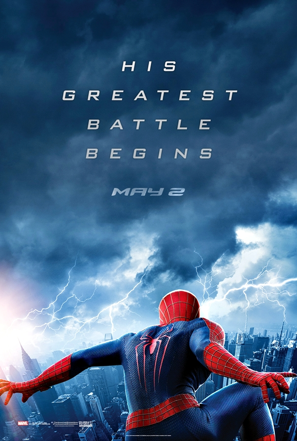 The Amazing Spider-Man 2: El poder de Electro póster