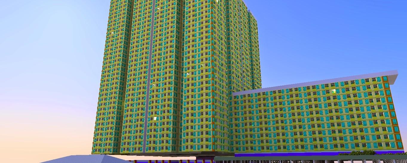 Konsep Apartemen