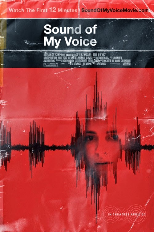 Sound of my voice, Sundance, 2011, Another Earth, Brit Marling, Mike Cahill, Zal Batmanglij, Christopher Denham, Peter Aitken, Nicole Vicius, Lorna Michaelson, Maggie, Davenia McFadden, Carol Briggs, Kandice Stroh, Joanne, Richard Wharton, Klaus, The East, Ellen Page, Alexander Skarsgard, Arbitrage, I Origins, 2014, test, trailer, critique, avis, article, geek me hard, geekmehard