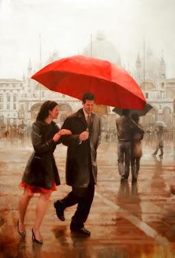 Fugindo da Chuva