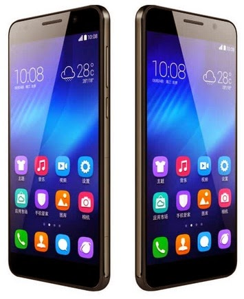 Huawei Honor 6 Smartphone Android Harga Rp 5 Jutaan