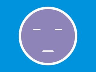 Emoticon com Sono (desenho)