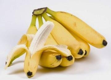 pisang ambon, kandungan gizi dan vitamin pisang ambon, manfaat pisang ambon, pisang ambon pemicu timbulnya keputihan