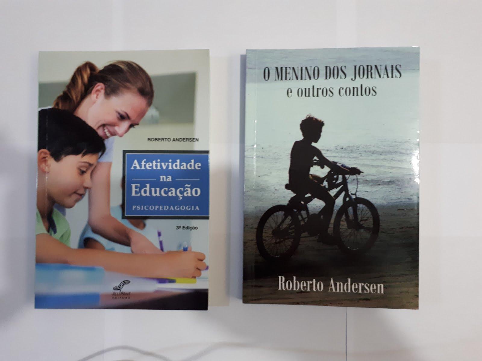 Duas obras de Roberto Andersen em oferta