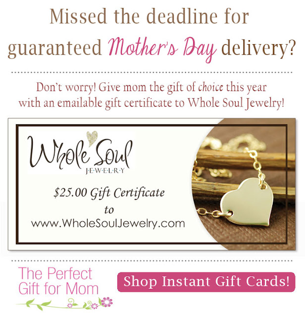 Shop Whole Soul Jewelry Gift Certificates
