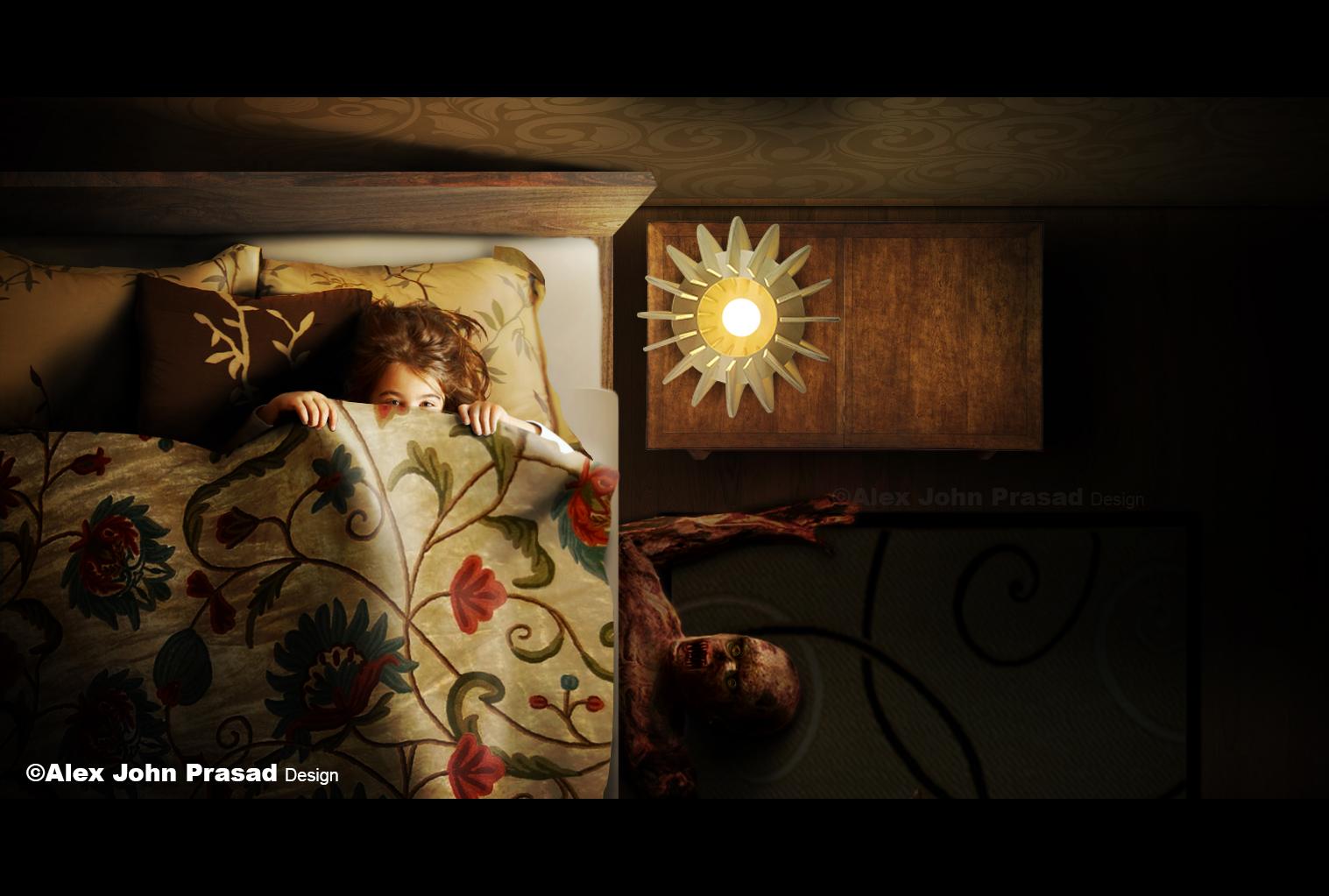 Monster Under My Bed Alex John Prasad