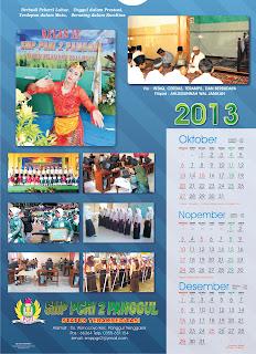 Kalender 2013 Murah