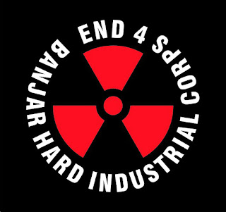 END 4 Band Industrial Hardcore Banjar Patroman - Jawa Barat
