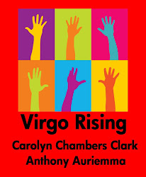 VIRGO RISING, a young adult sci-fi, dystopian adventure