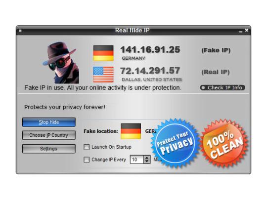 Real Hide IP 4.4.2.2 Серийный ключ плюс кряк бесплатно Загружать.