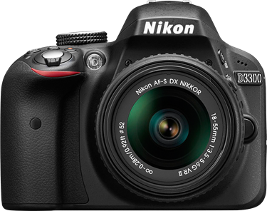 Nikon D3300 Camera User's Manual