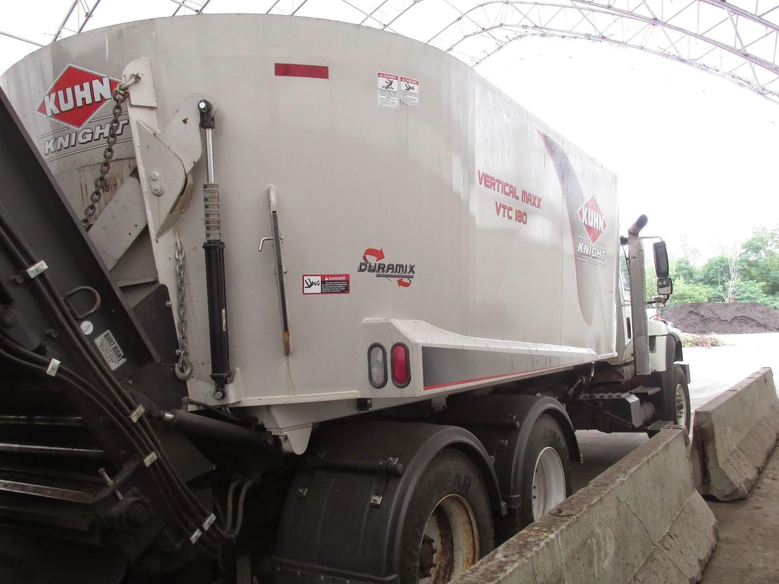 Mixer Grinder Truck