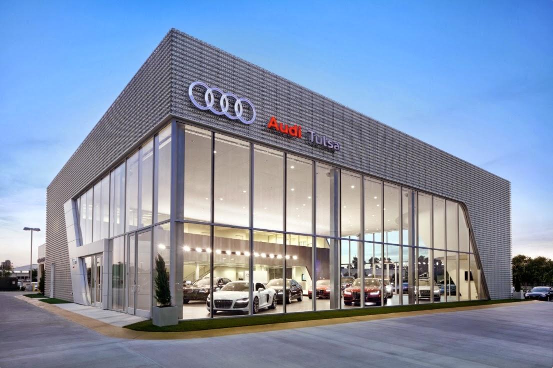 Tulsa New Car Dealership