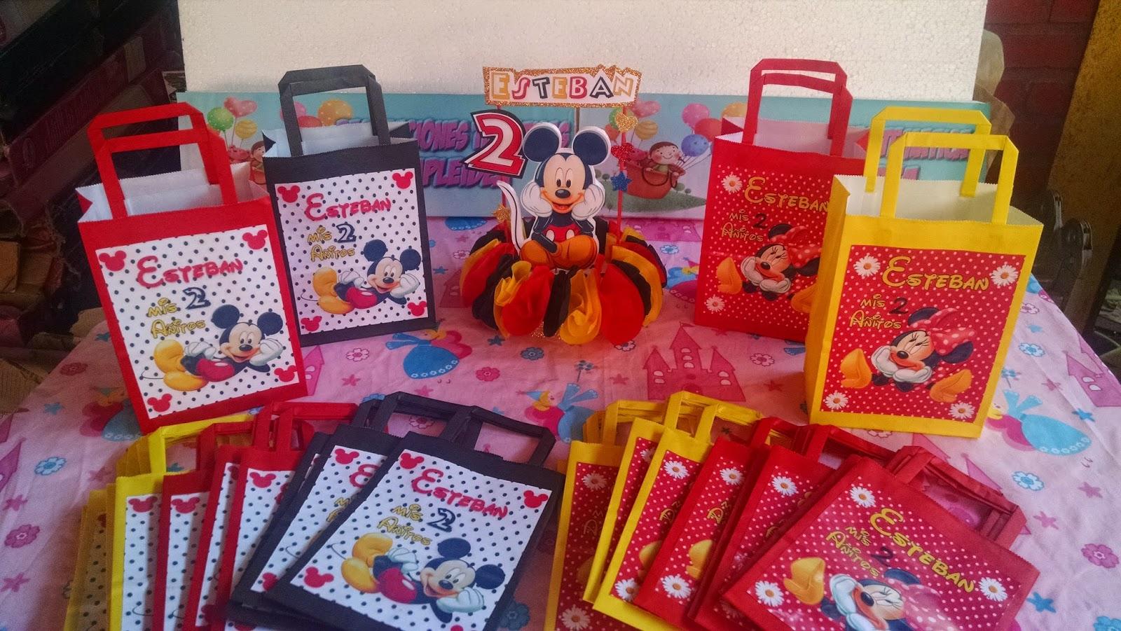 Decoraciones infantiles mickey mouse for Decoraciones infantiles
