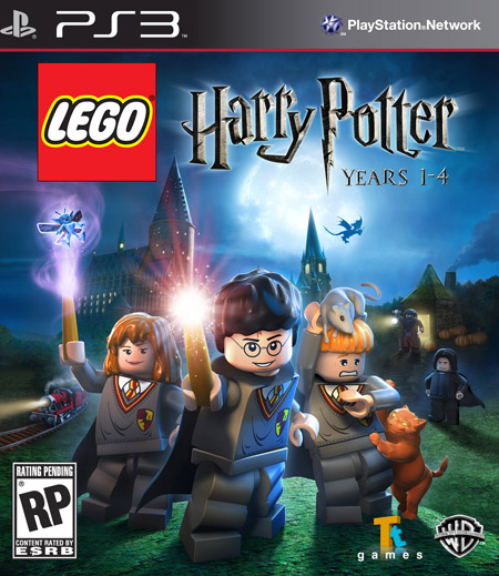 legopotter lego harry potter years 1 4 [ ps3 ]