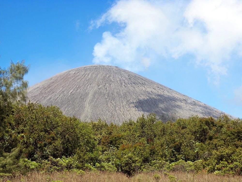 Megahnya Gunung Semeru Jelajah Nusantara