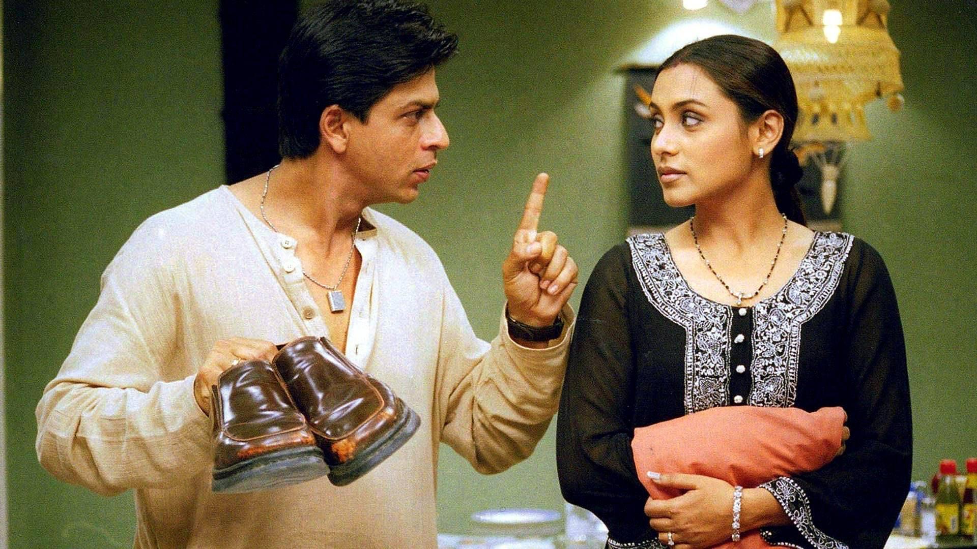 Rani Mukherjee Shahrukh Khan