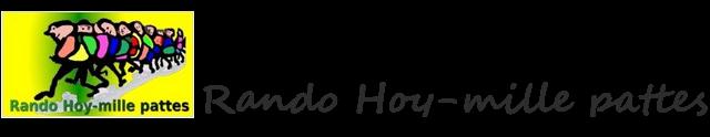 Rando Hoy-mille pattes