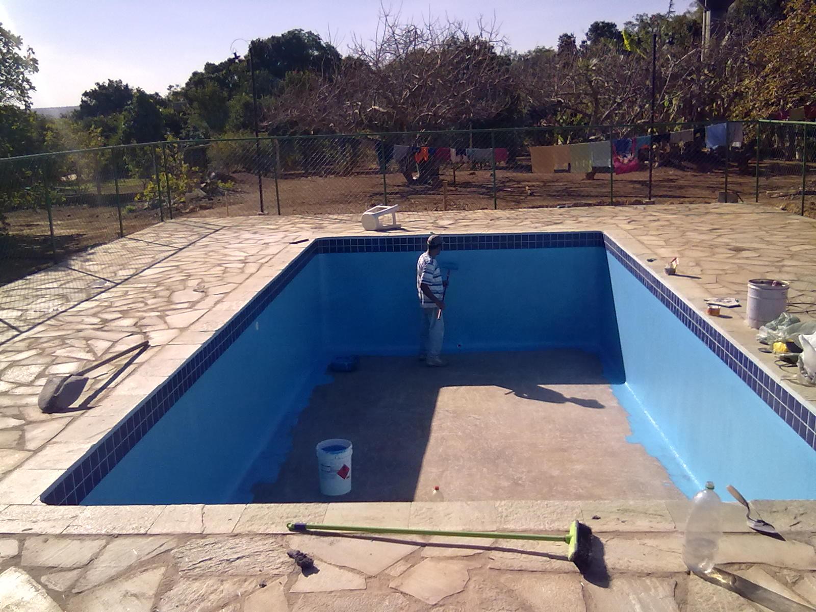 Aquafree piscinas piscina passo a passo - Piscina da interno ...