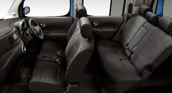 Nissan Cube Seat