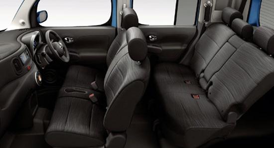 Nissan Cube Seat