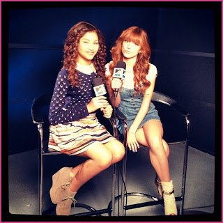 Zendaya & Bella Thorne - Something To Dance For Lyrics