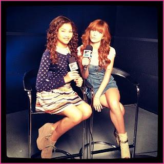 Zendaya & Bella Thorne - Something To Dance For Lyrics