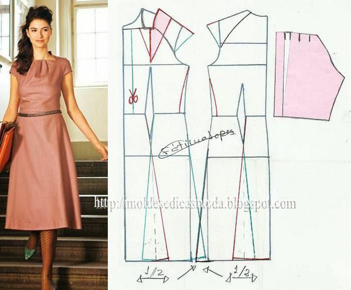 Как шить платья своими руками фото
