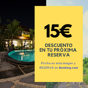 Reserva tu hotel con Booking