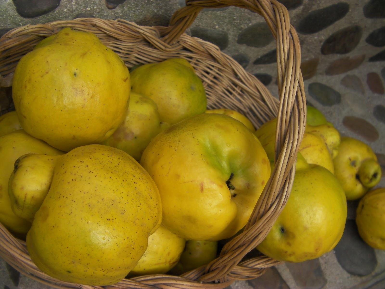 La troje de ana dulce de membrillo para untar - Como preparar membrillo ...