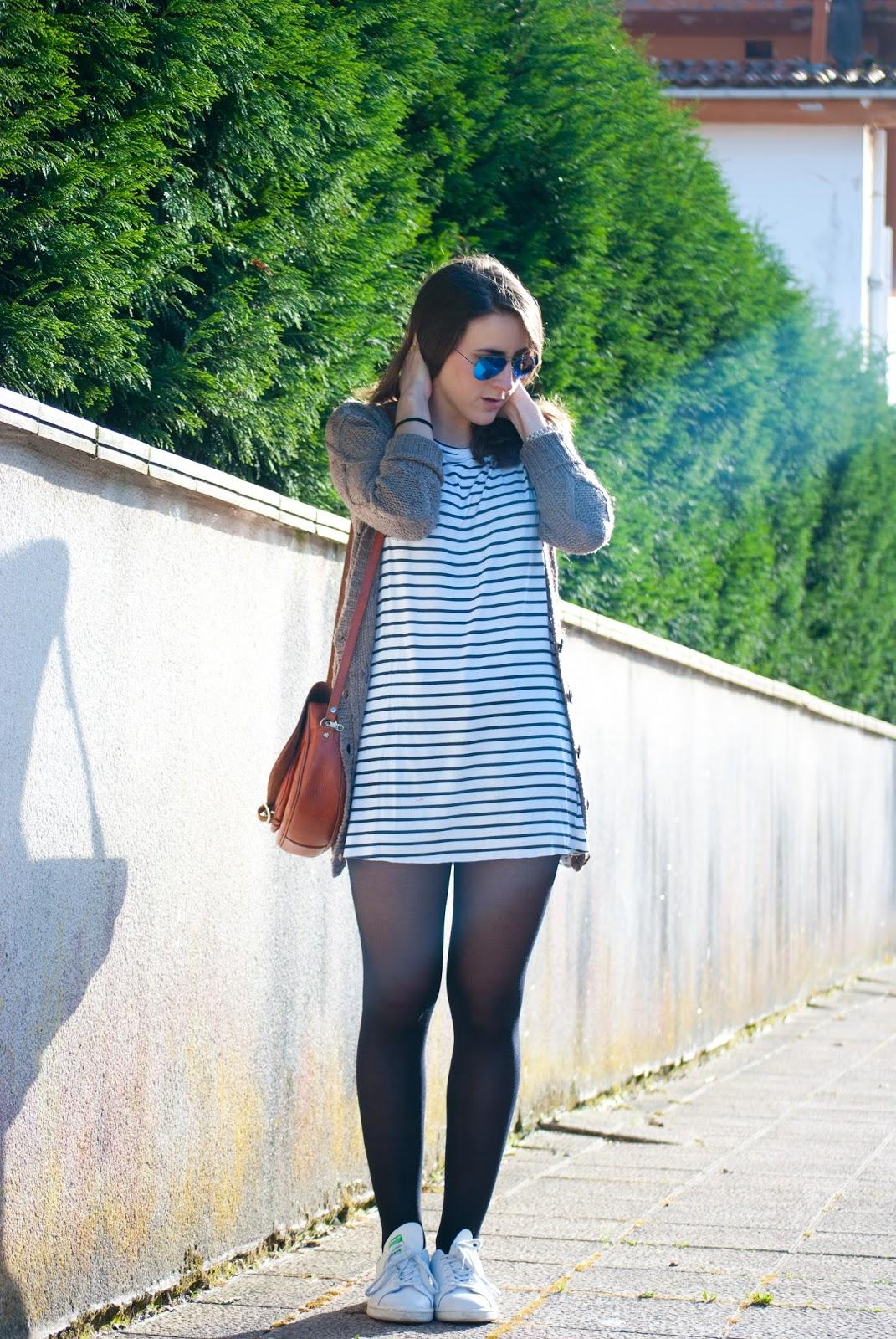5bb7f9f368c0a vestido-adidas vestidos con zapatillas adidas
