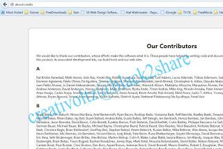 7 Kode Rahasia di Mozilla Firefox