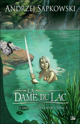 Couverture de la Dame du Lac