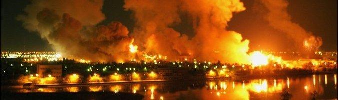 Amour, haine et propagande : la guerre au terrorisme Iraq-shock-and-awe