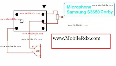 samsung s3650 mic solution Solusi Samsung S3650 Corby Mic Problem Jumper