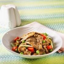 resep masakan ayam cah kacang polong