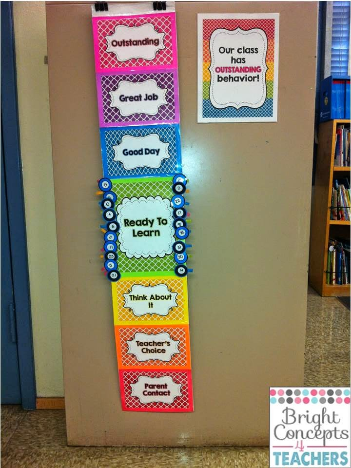 Classroom Party Ideas For Good Behavior ~ Diggin into next year behavior management