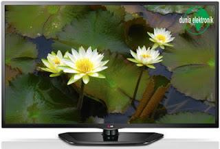 Harga TV  dan Spesifikasi LG LED 60LN5400  2013