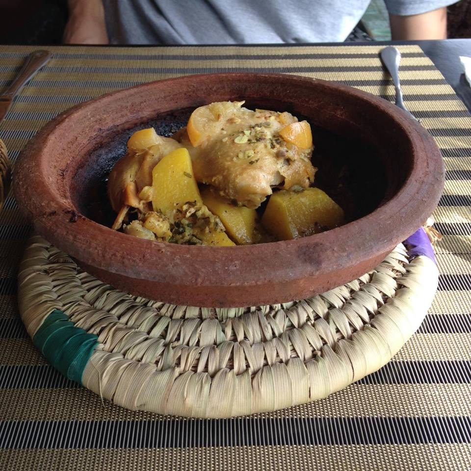 Tagine in Marrakech