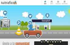 El tráfico de España en tiempo real a través de Twitter y Google Maps: Tuitrafico