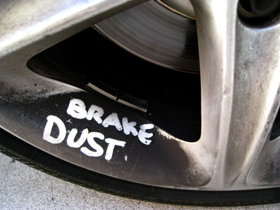 Brake Dust Contains All Sorts Of Nasty Stuff. If You Leave It Too Long, The  Combination Of Road Grime, Moisture And Heat From Your Brakes Will Bake It  On To ...