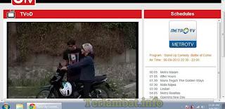 Nonton TV Online UseeTv