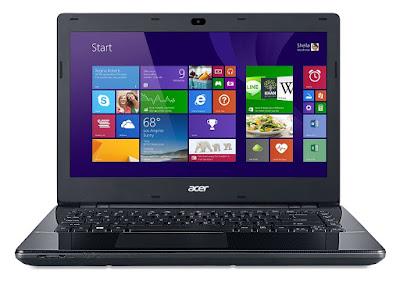 Spesifikasi Dan Harga Baru Acer Aspire E5-471G
