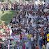 10.000 διαδήλωσαν στη Θεσσαλονίκη κατά της λιτότητας και των μνημονίων