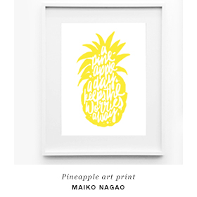 Free downloadable print by Maiko Nagao