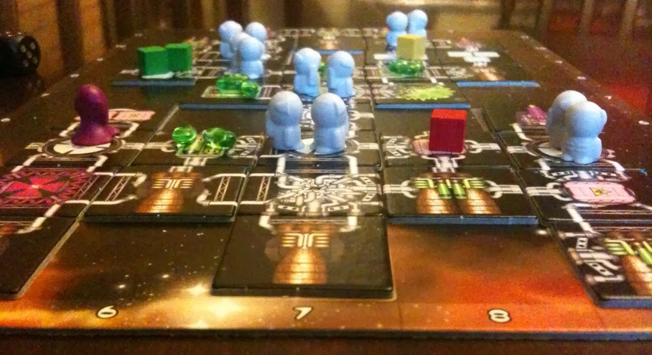 galaxy trucker how to play