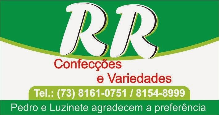 RR confecções e variedades