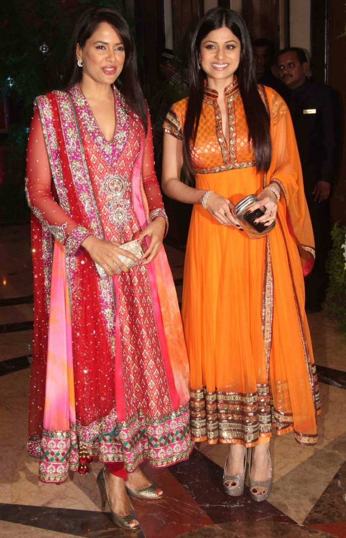 Designer Bollywood Celebrity Salwar Suits Collection from ...