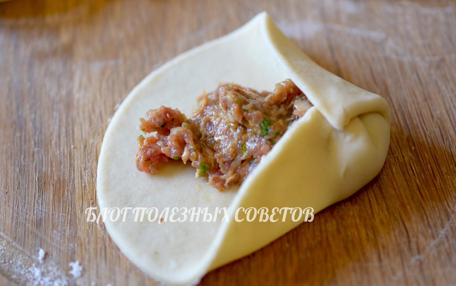 Курзе с мясом: пошаговый рецепт с фото