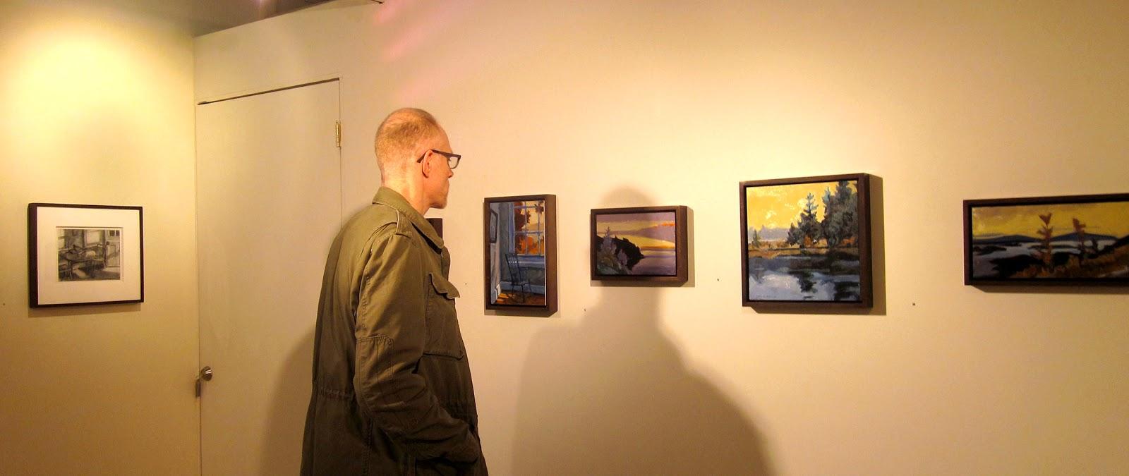 Philip Koch Paintings: December 2012